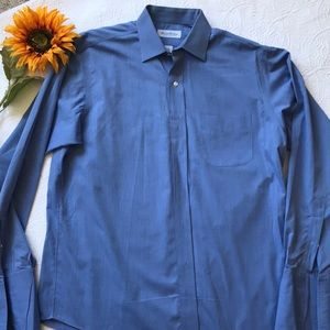Brooks Brothers Large Blue Button-down